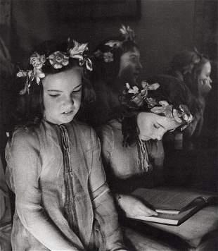 ANDRE KERTESZ - New York, 1938