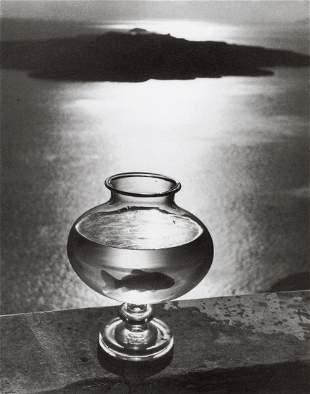 HERBERT LIST - Goldfish Glass, 1937
