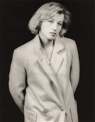 ROBERT MAPPLETHORPE - Cindy Sherman, 1983