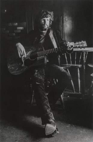 JIM MARSHALL - Kris Kristofferson, Troubadour, LA