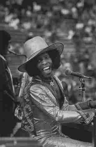 JIM MARSHALL - Sly Stone, 1978