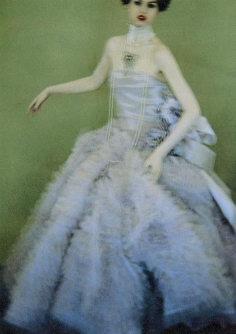 SARAH MOON - Fashion Photo