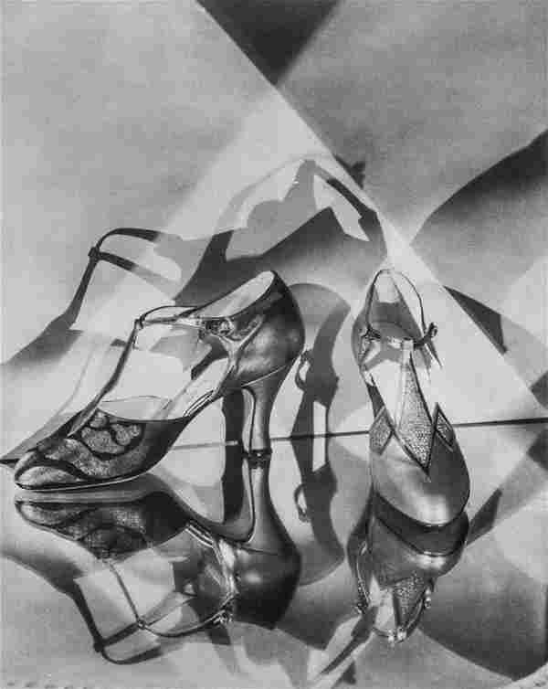 EDWARD STEICHEN - Shoes, 1927
