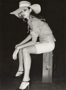 MARIO TESTINO - Kate Moss, Vogue, New York, 1995