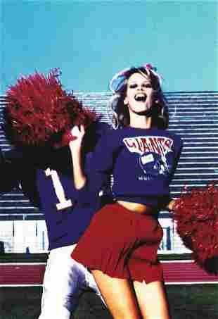 ELLEN VON UNWERTH - Pom Pom Girl, New York, 1994