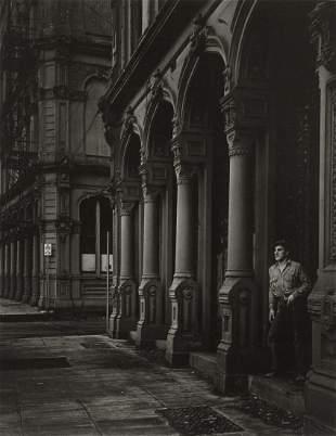 MINOR WHITE - Arches of the Dodd Building, 1938