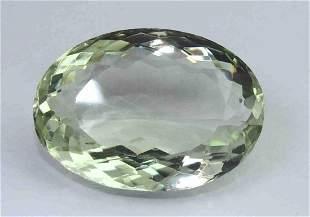 11.81 Cts Natural Prasiolite/Green Amethyst