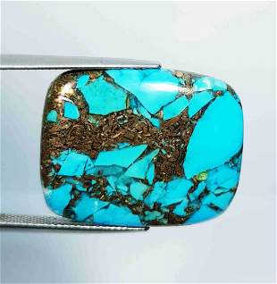 25.45 Ct Natural Copper Turquoise