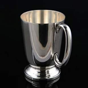 1941 Birmingham 925 Sterling Silver Water Cup
