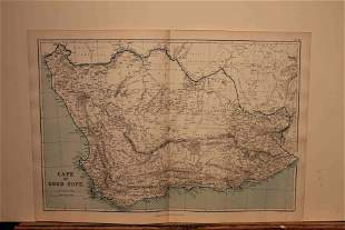 1886 Map of Good Hope