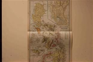 1899 Map of the Phillippines