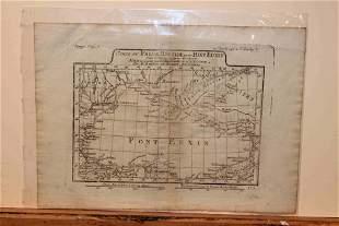 1787 Map of Ancient Black Sea