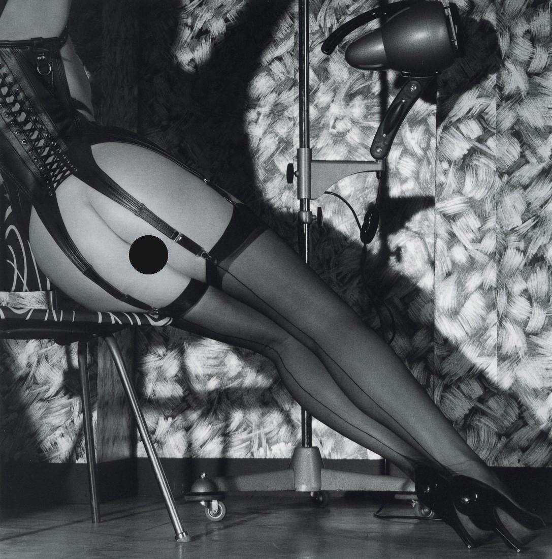 GUNTER BLUM - Salon, 1994