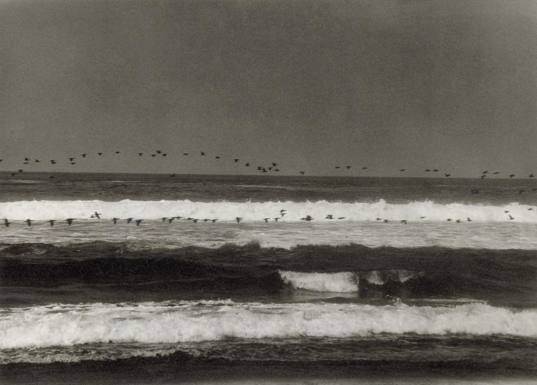 MANUEL ALVAREZ BRAVO - Flight Over the Sea, 1939