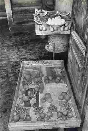HENRI CARTIER-BRESSON - Tivoli Near Rome, 1933