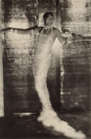 BARON ADOLPH DE MAYER - Josephine Baker, 1923