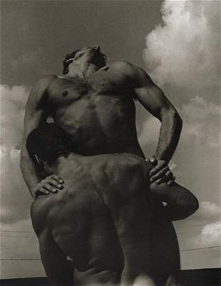 KEN HAAK - Male Nudes, 1983