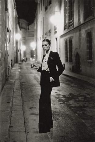 HELMUT NEWTON - Vogue Paris, Paris, 1975