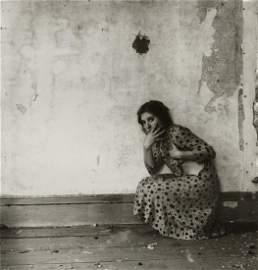 FRANCESCA WOODMAN - From Polka Dots Series, 1976
