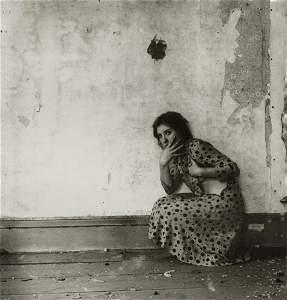 FRANCESCA WOODMAN - From Polka Dots Series, 1976