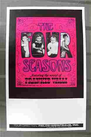 The Four Seasons w/ Frankie Valli - Shady Grove Music