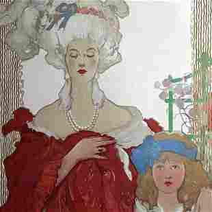 Toussaint Exposition Belgique (Belgium, age unknown)