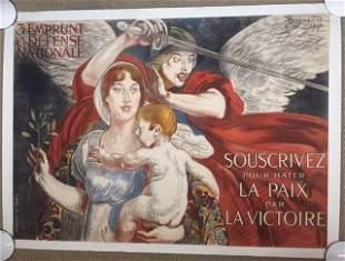 SOUSCRIVEZ POUR HATER LA POIX PAR LA VICTOIRE - ORIG.