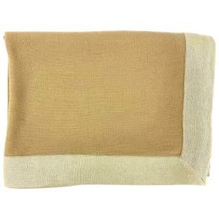 Armani Casa Beige, Brown Throw Blanket