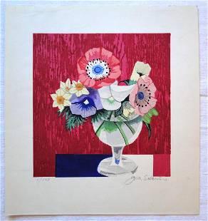 Sekino: Floral Still Life