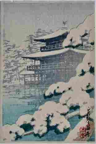 Hasui: Golden Pavilion