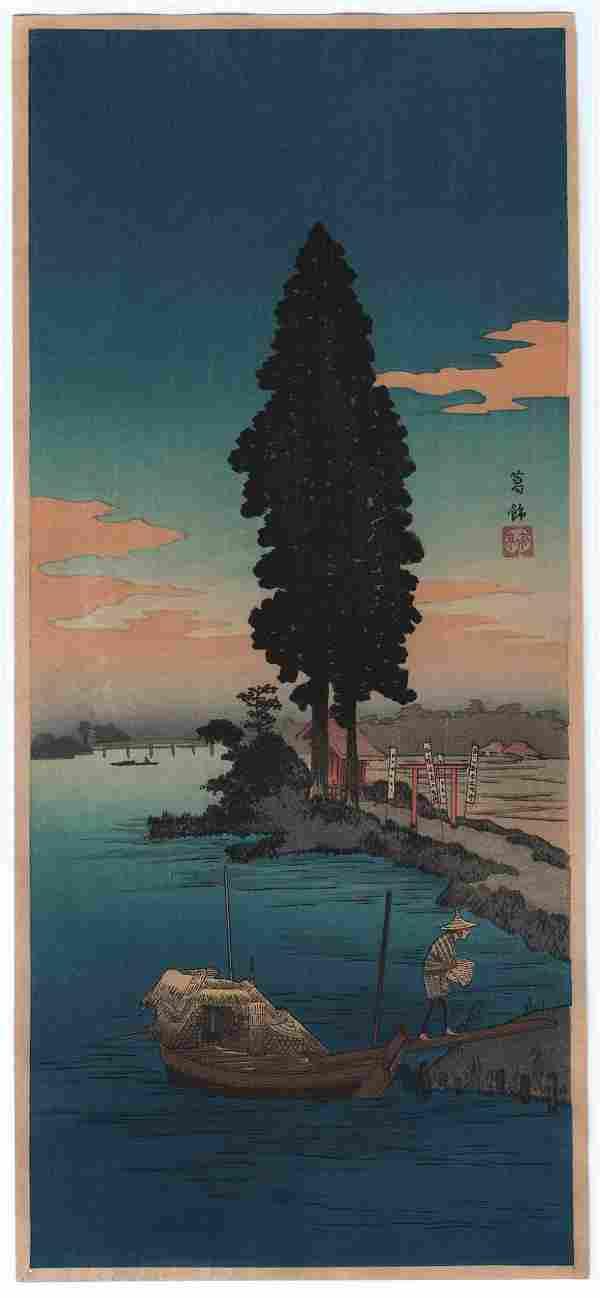 Takahashi Shotei: Katsushika