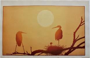 Tsukasa Yoshida: Sunset