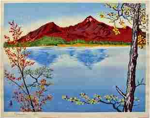 Tokuriki: Lake