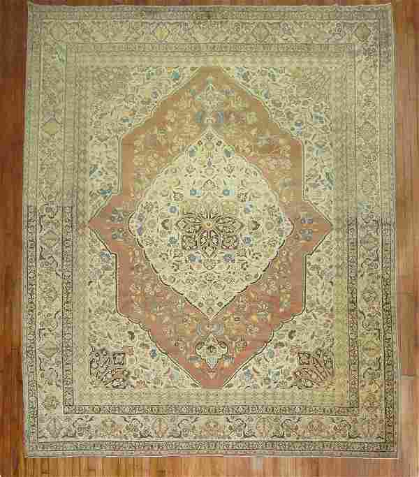 Hadji Jali Li Persian Tabriz Rug