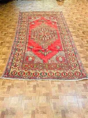 Antique Turkish Decorative rug-4812-16