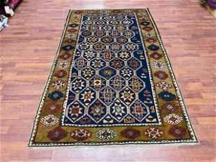 Antique Kazak Caucasian Rug-2317