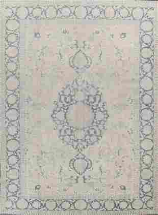 Antique Sarouk Persian Area Rug 9x12