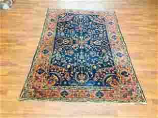 Antique Persain Farahan Sarouk Rug -4691