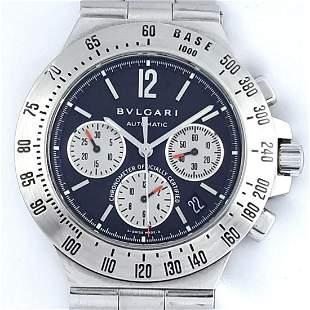 Bulgari - Diagono Professional Chronograph - CH 40 S TA