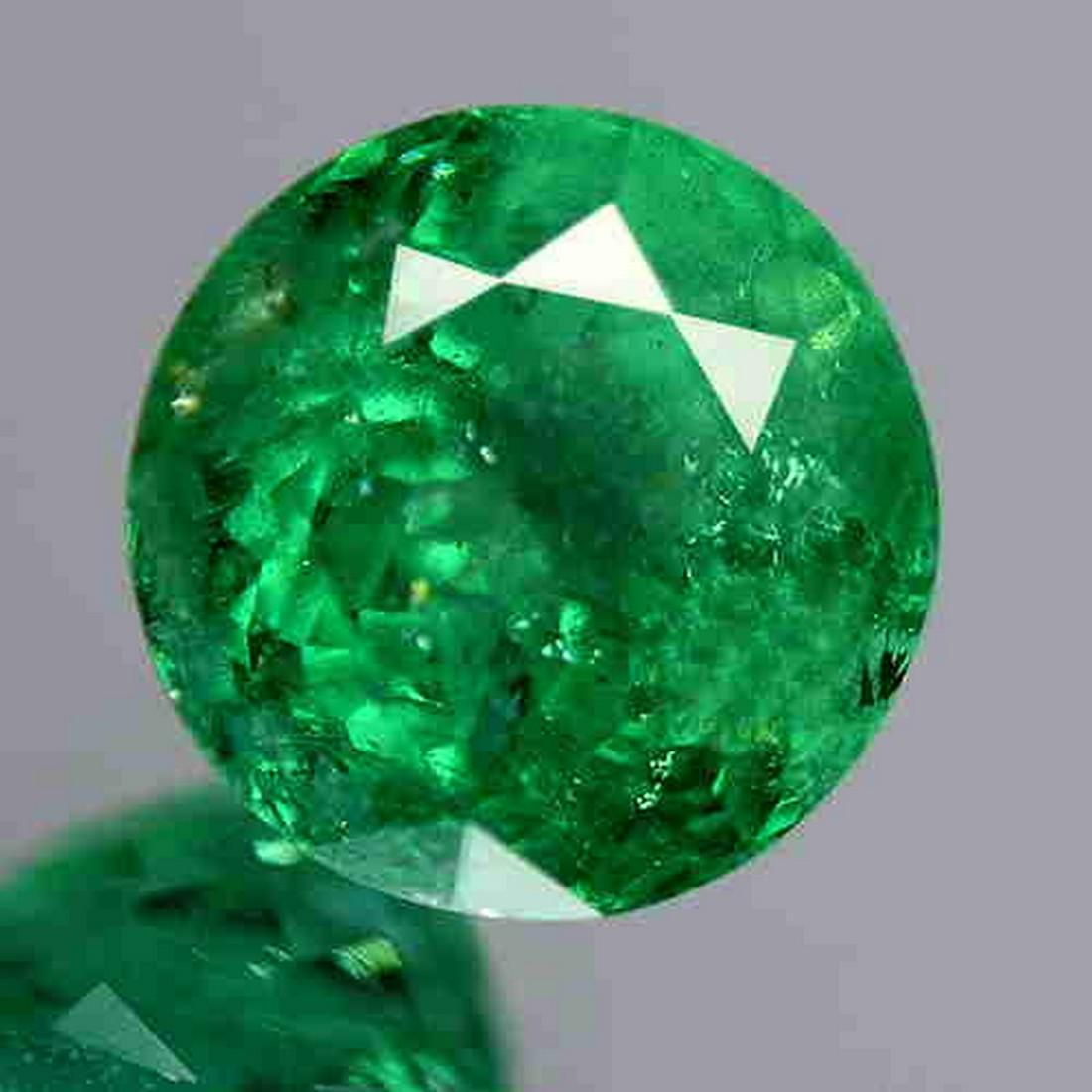 .64 Cts GRS Certified Natural Emerald