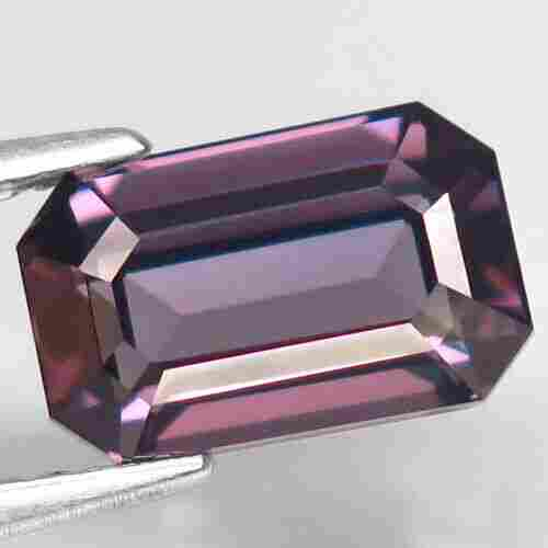 natural pink purple spinel-2,41 ct 1,2