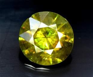 Sphene Full Fire Natural Loose Gemstone - 0.90 Carats -