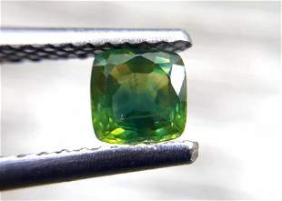 Sapphire, 1.30 Carats Very Amazing Natural Parti