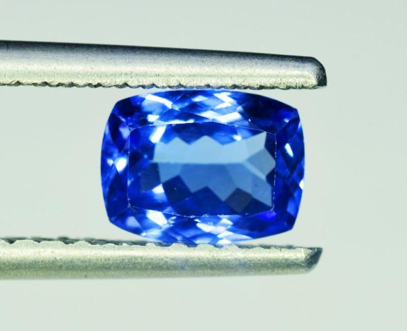 Tanzanite, 1.80 CT Top Quality Natural blue Tanzanite