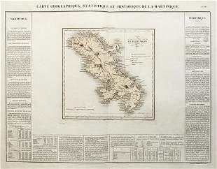 Buchon: Martinique, 1825