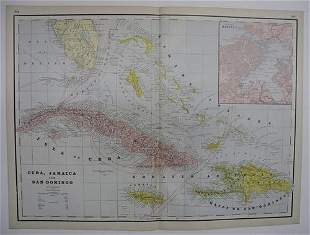 Cuba, Jamaica and San Domingo