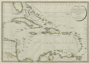 A general chart of the West India Islands