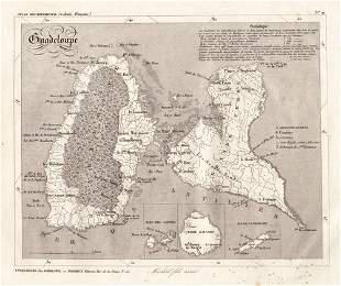 Michel fils: Guadeloupe, 1836