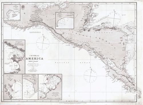 Central America West Coast