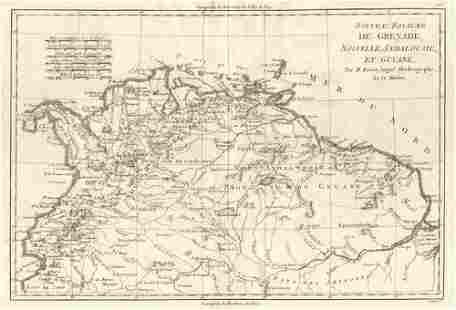 Nouveau Royaume de Grenade, Nouvelle Andalousie et